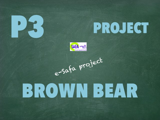 SAFAp3-BROWN BEAR by Marina Rodriguez