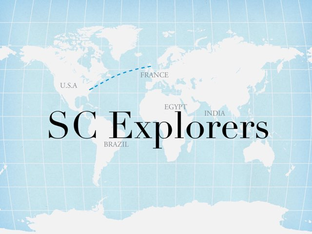 SC Explorers by Sarah Powell