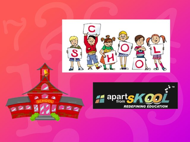 SCHOOL AND CLASSROOM  by TinyTap creator