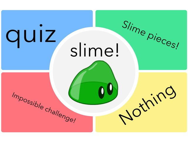 SLIME GAME by Chris  Smith