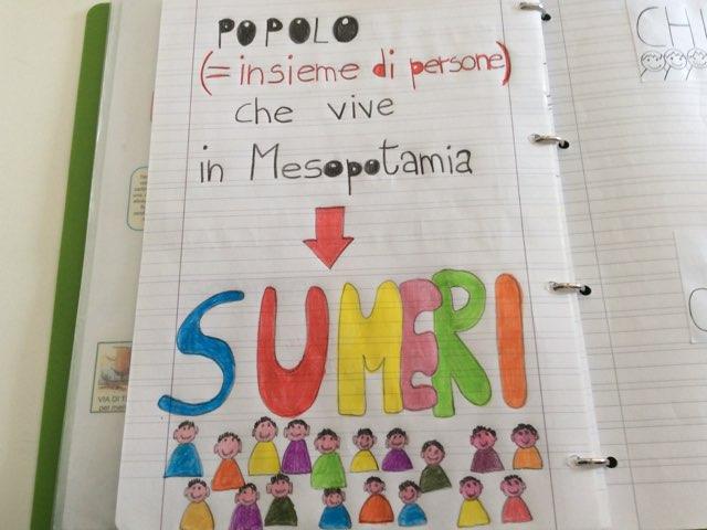 SUMERI by Adriano Scotti