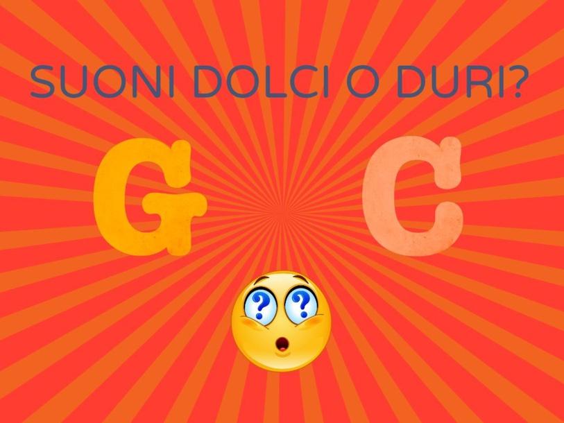SUONI DOLCI E DURI by Primaria Interattiva