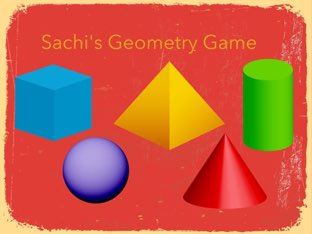 Sachi's Geometry Game  by P306 Classroom