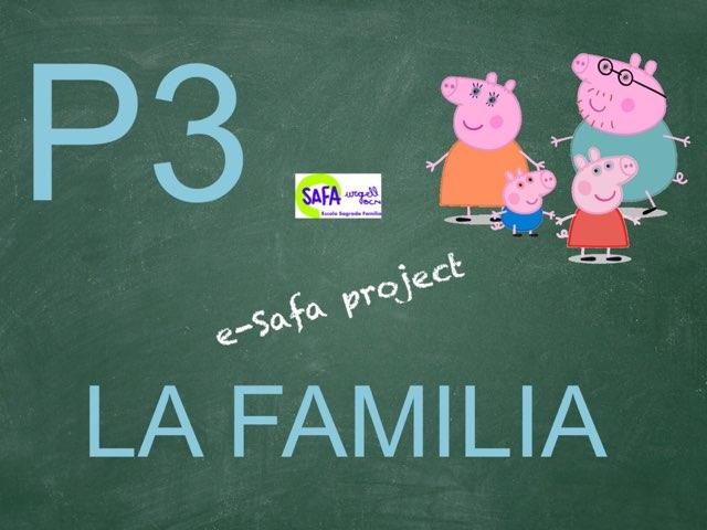 Safap3 - La Familia by Meritxell Casanova