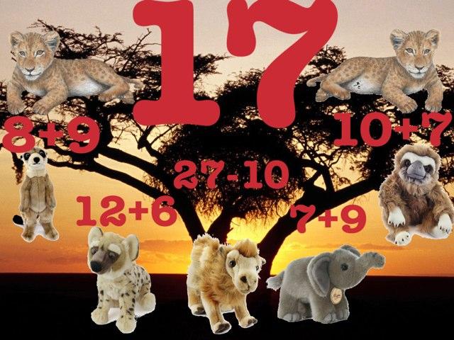 Safari Math by Henri Helstowski