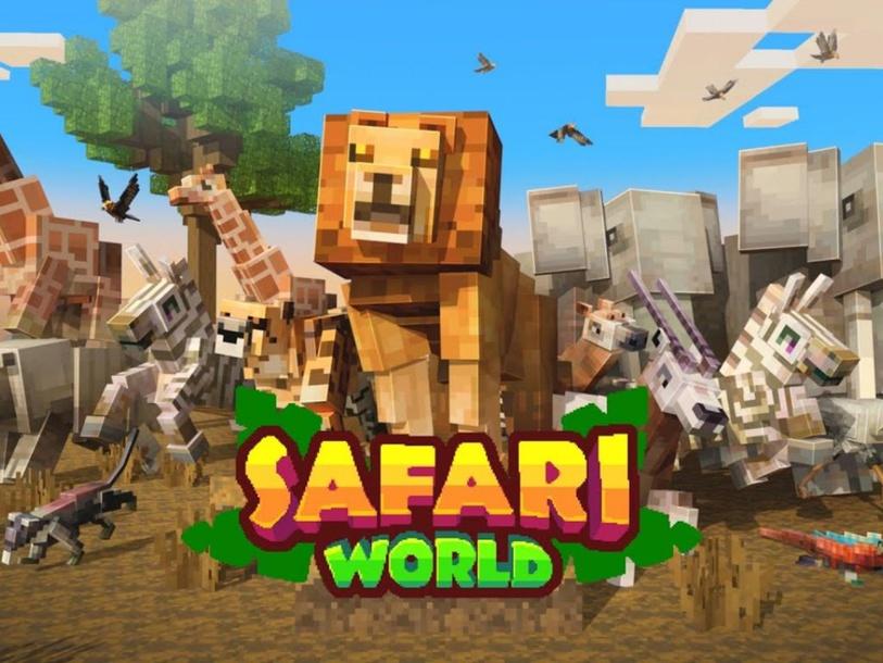 Safari World by Manoella Ripamonti