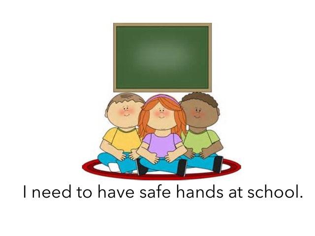 Safe Hands by Jen VanHorn