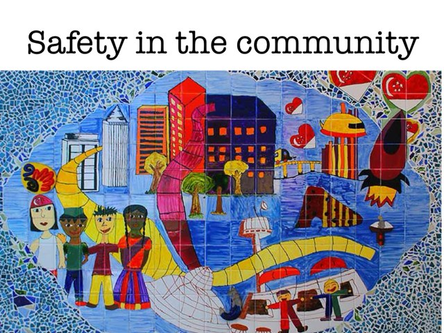 Safety In The Community by Mindy Riechers