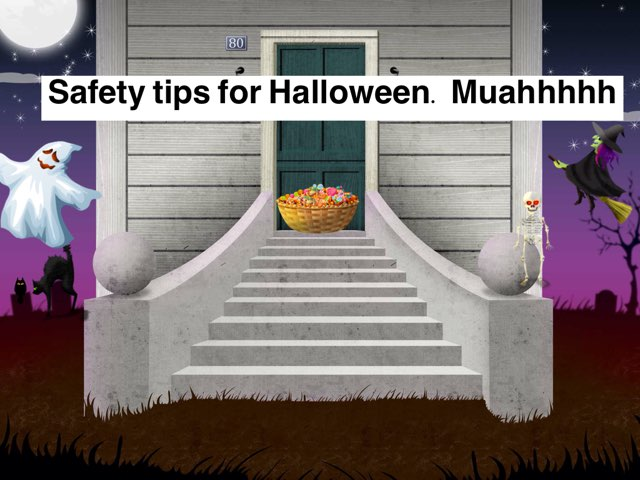 Safety Tips Muahhhhhh by Redari rodriguez