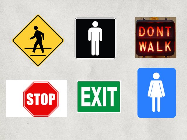 Safety signs by Tyler Heckathorn