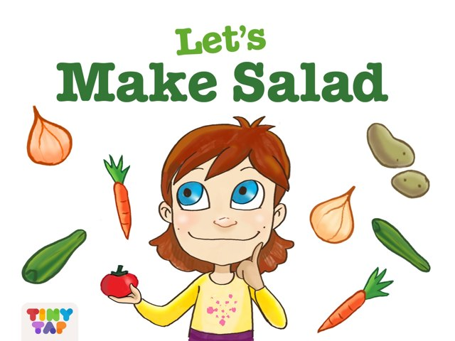 Salat Zeit by Tiny Tap