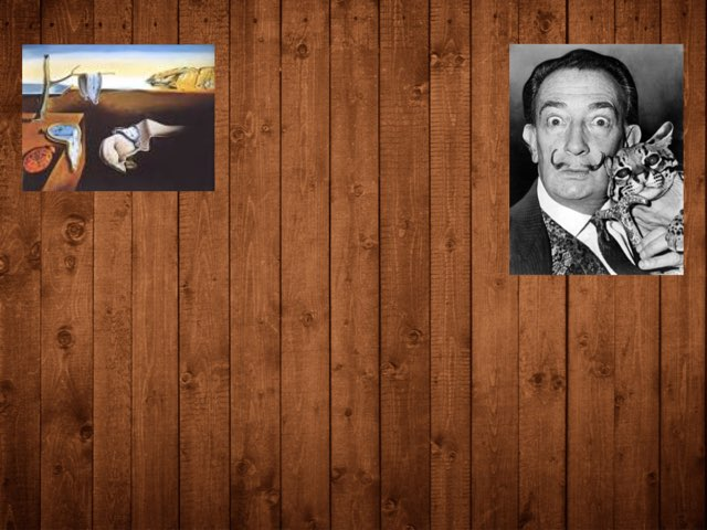 Salvador Dali by Isabelle Guay