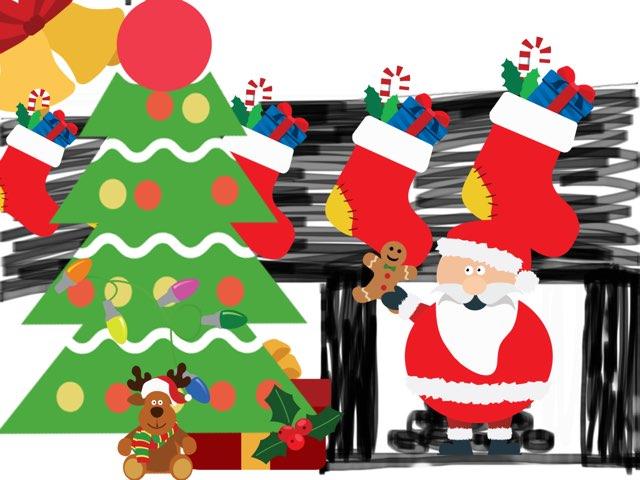 Santa Claus by Katallina Kaneko
