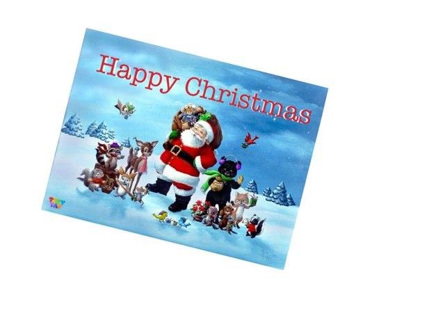 Santa by uri lazar