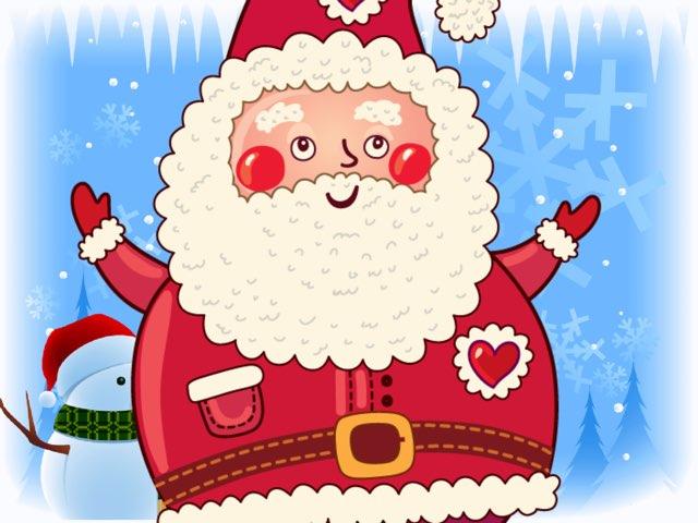Santa's Fun by Hani Ahmer