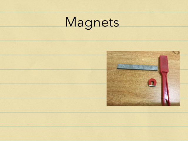 Sarah's Magnetic Game  by Frances Chapin