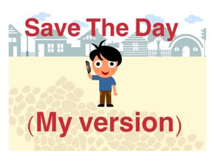 Save The Day by Rumah Jahit Warna