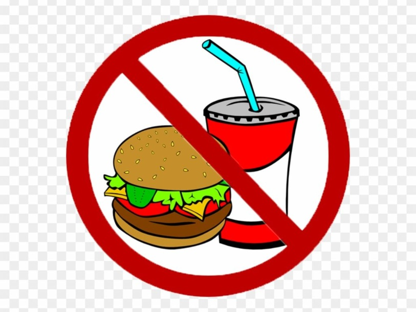 Say no to junk food by RD assignment