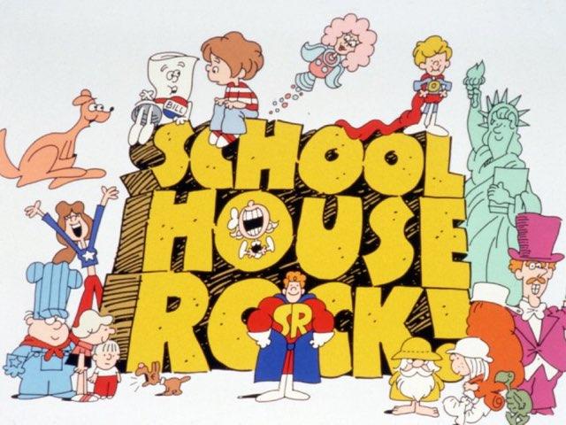 School House Rock by Luke Fi