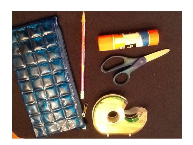 School Supplies by Beth Andorka