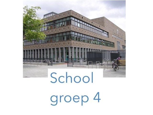 School Woorden Groep 4 by Wieke Jasper