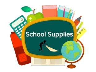 School Supplies KG by
