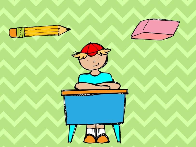 School supplies by Ms Fernandes