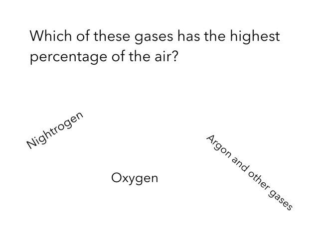 Science Quiz  by Year5 Twyn