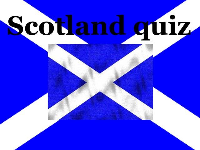 Scotland's Hardest Quiz by Summer School
