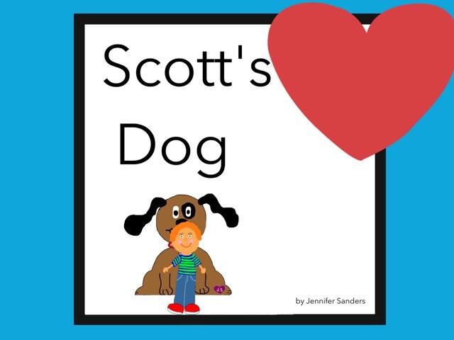 Scott's Dog  by Jennifer