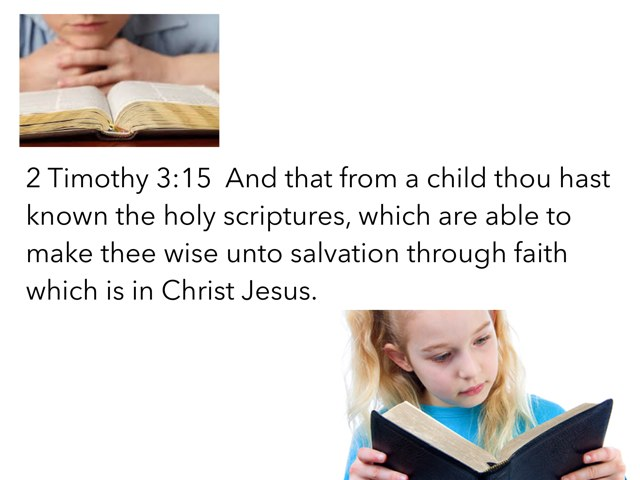 Scripture Puzzle   by Scott Shirley