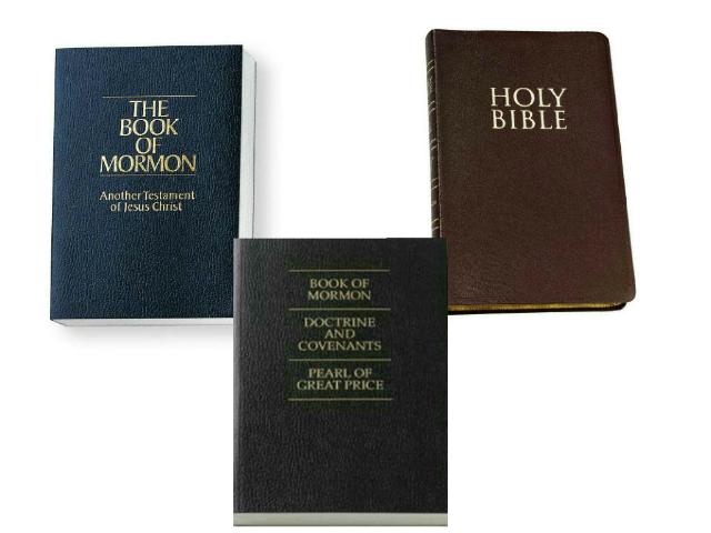 Scriptures by Alese Crockett