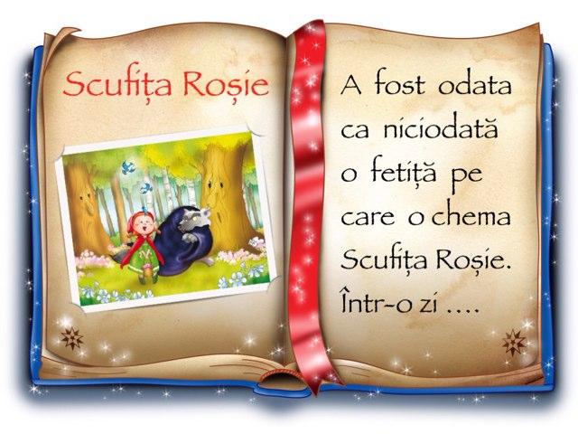 Scufita Rosie by Alina Bobarnac, BCBA