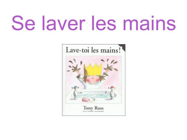 Se Laver Les Mains by Nathalie Centre Fraiteur