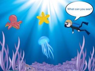 Sea Animals by Maria Ponsoda