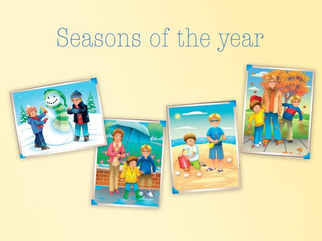 Seasons Of The Year by Tiny Tap