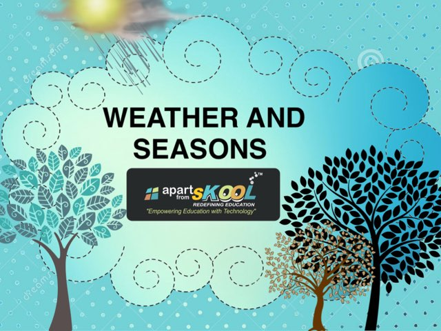 Seasons by TinyTap creator