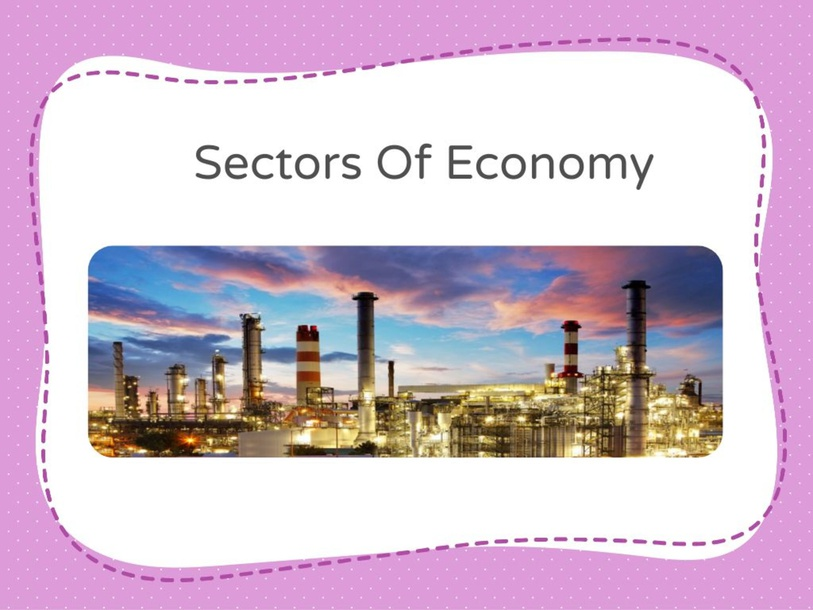 Sectors of economy (primary) by pooja jain