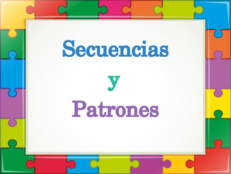 Secuencias y patrones by Jizbeth Zambrano