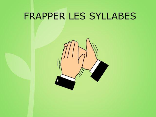Segmentation Syllabique by Sybille André