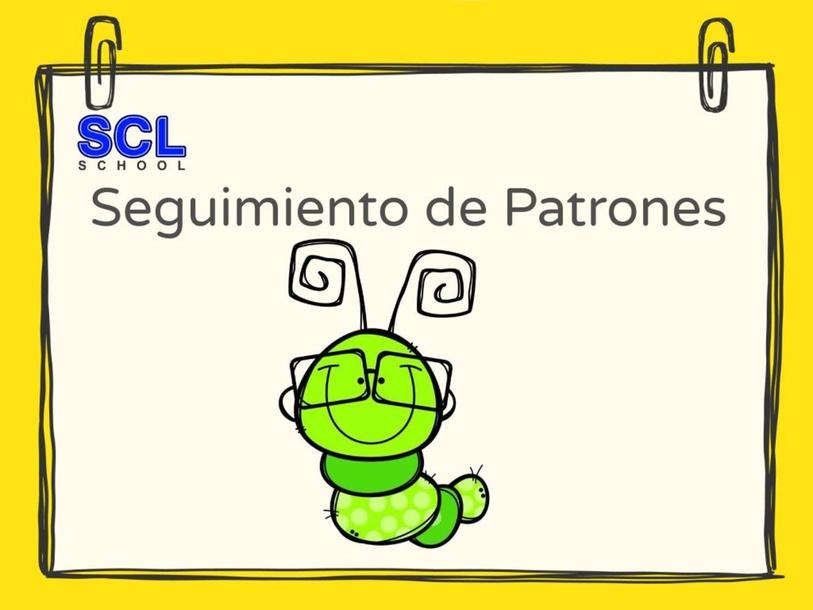 Seguimiento de patrones by Pamela Ajcú