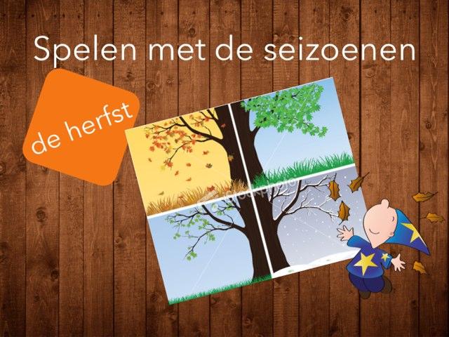 Seizoenenspel: de herfst by Ina van Utrecht