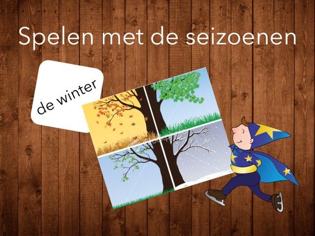 Seizoenenspel: de winter by Ina van Utrecht