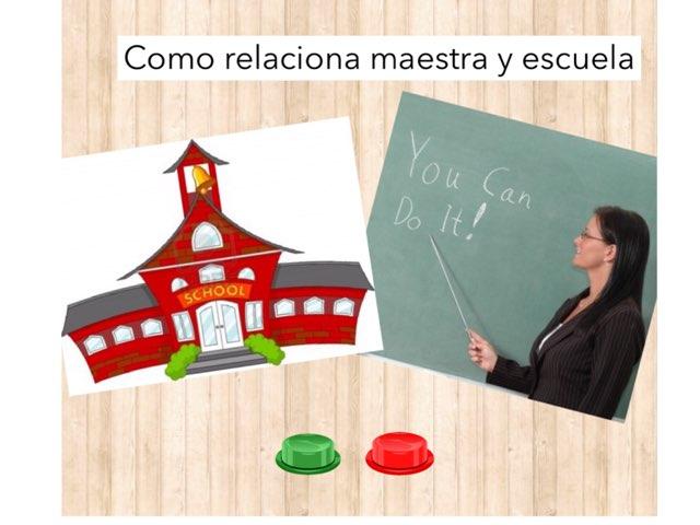 Semantic relationships- Occupations by Lora Lisa Pena-Villalobos
