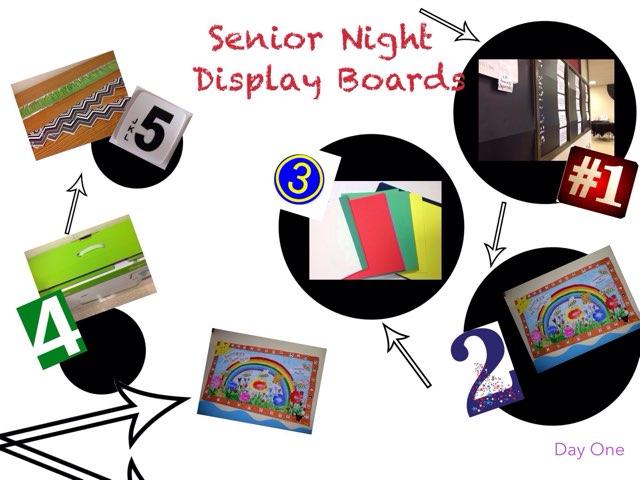 Senior Night Day 1 by rhonda butler