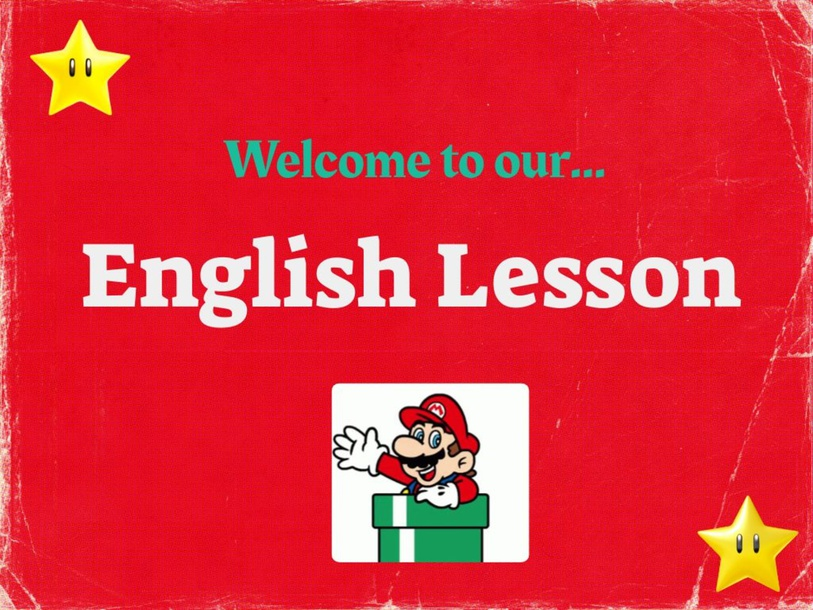 September 6th - English lesson  by Steffanie González