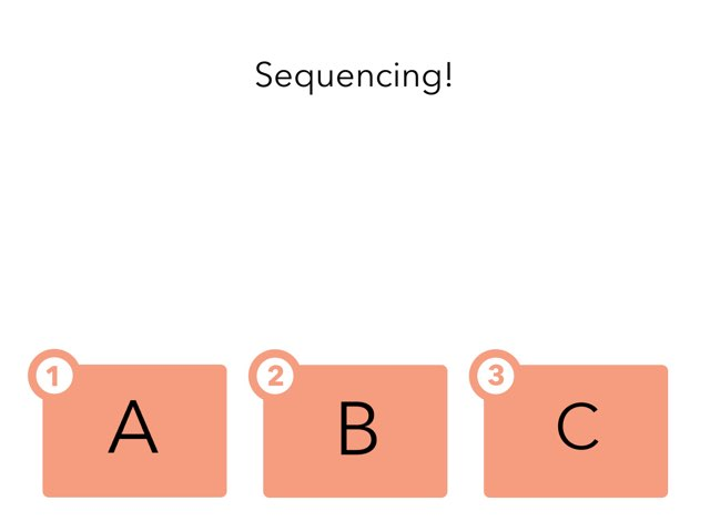 Sequencing -- Intro by TSD Library