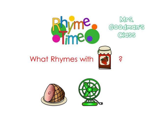 Sf Rhyme Time by D. goodman