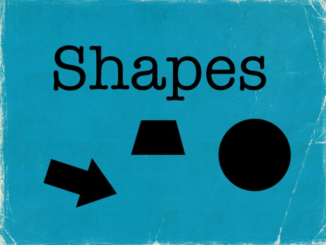 ShApEs by Rosa Martinez
