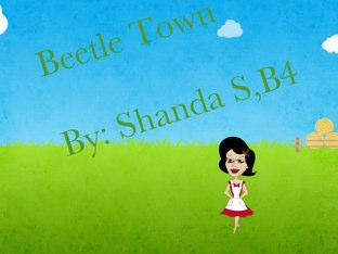 Shanda's Beetle Project  by Vv Henneberg